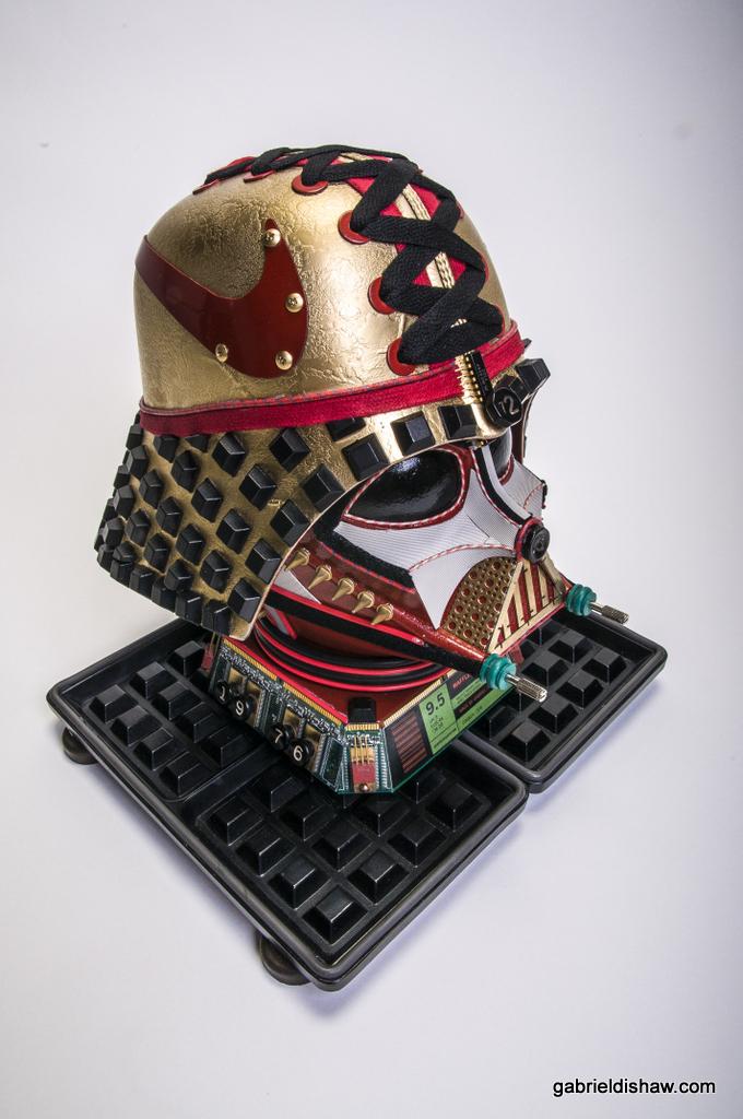 Waffle Racer Vader