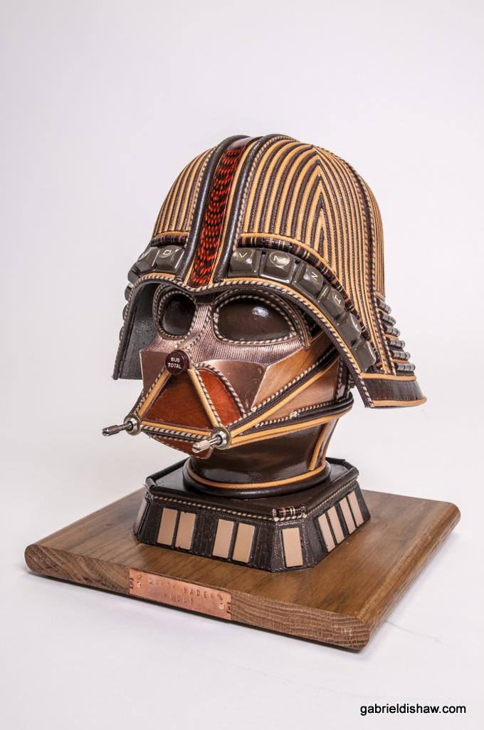 """Darth Vader """"Woody"""""""