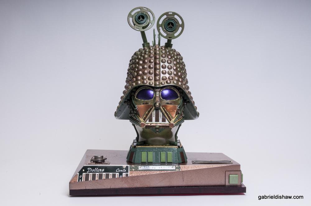 Greedo Vader by Gabriel Dishaw