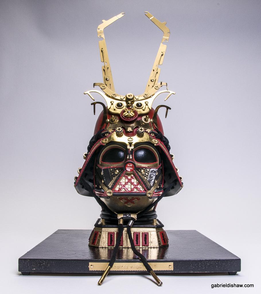Samurai Vader LUX by Gabriel Dishaw