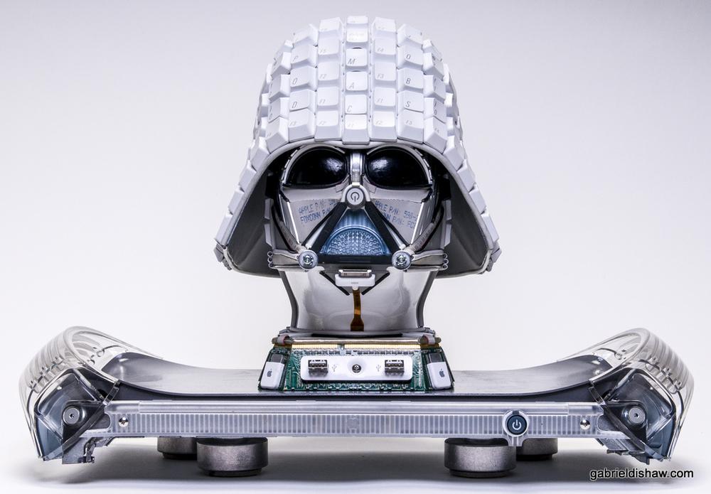 Mac Vader by Gabriel Dishaw