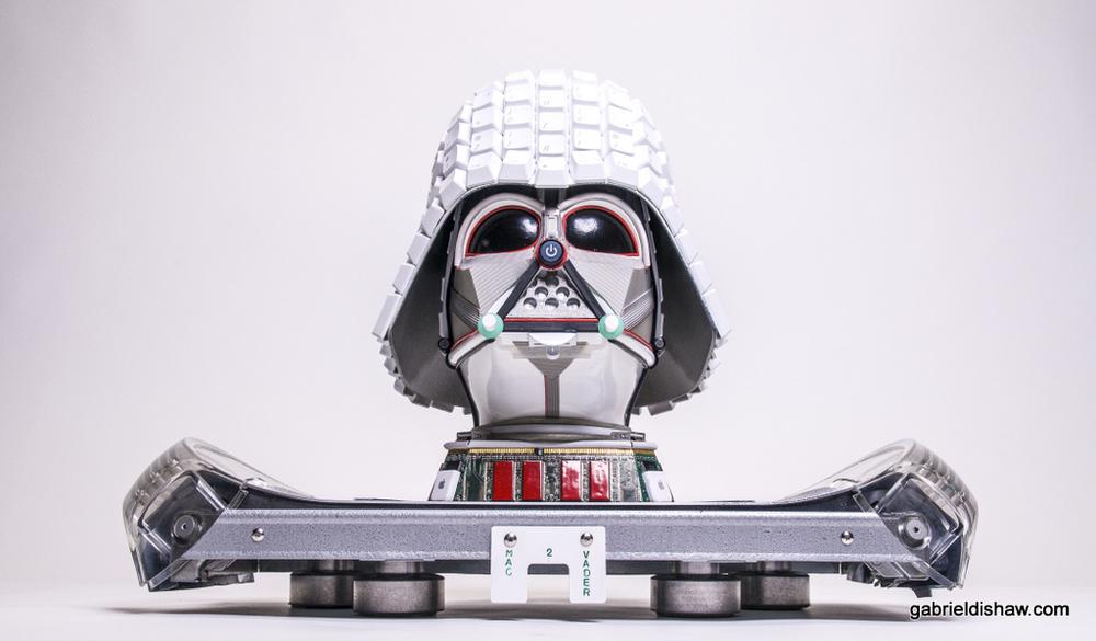 Mac Vader 2 by Gabriel Dishaw