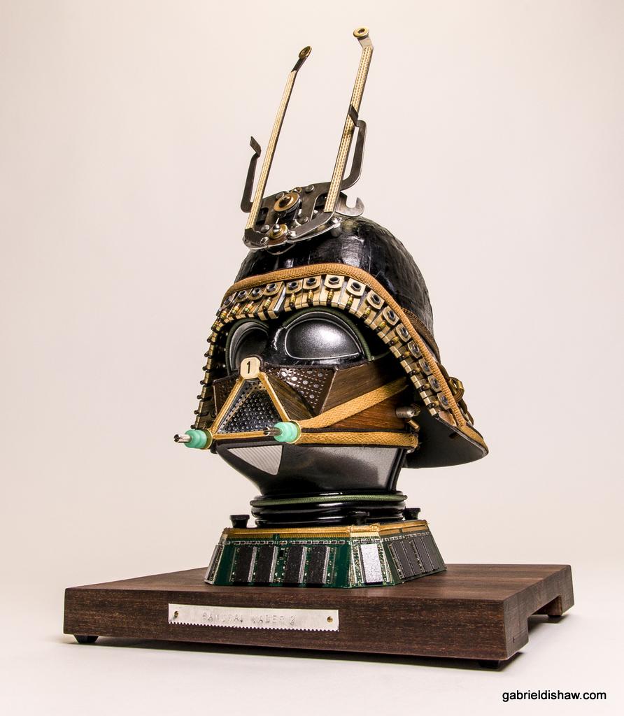 Samurai Vader 2 by Gabriel Dishaw