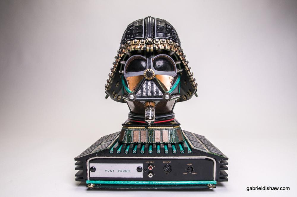Volt Vader by Gabriel Dishaw