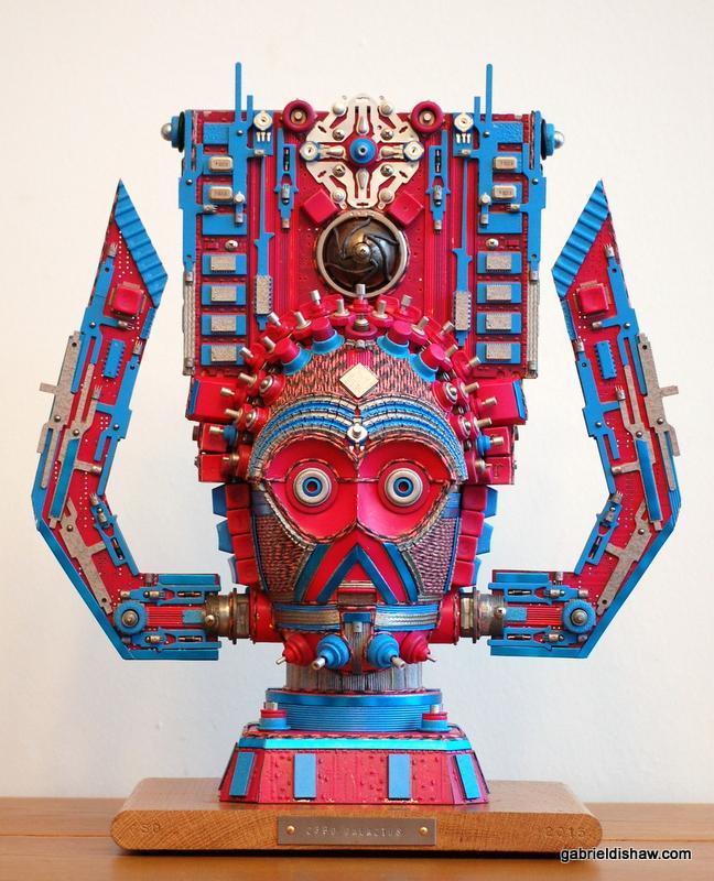"""C3PO """"Galactus"""""""