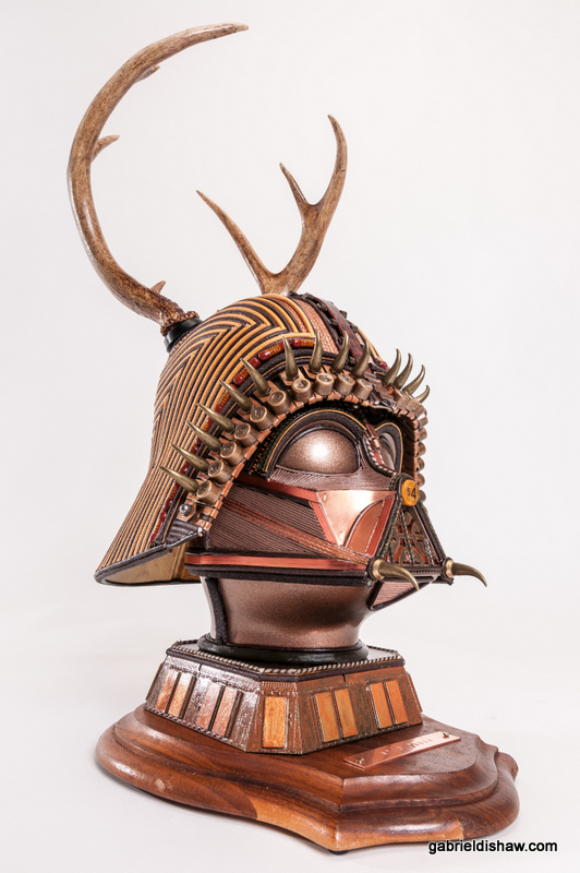 Stag Vader by Gabriel Dishaw