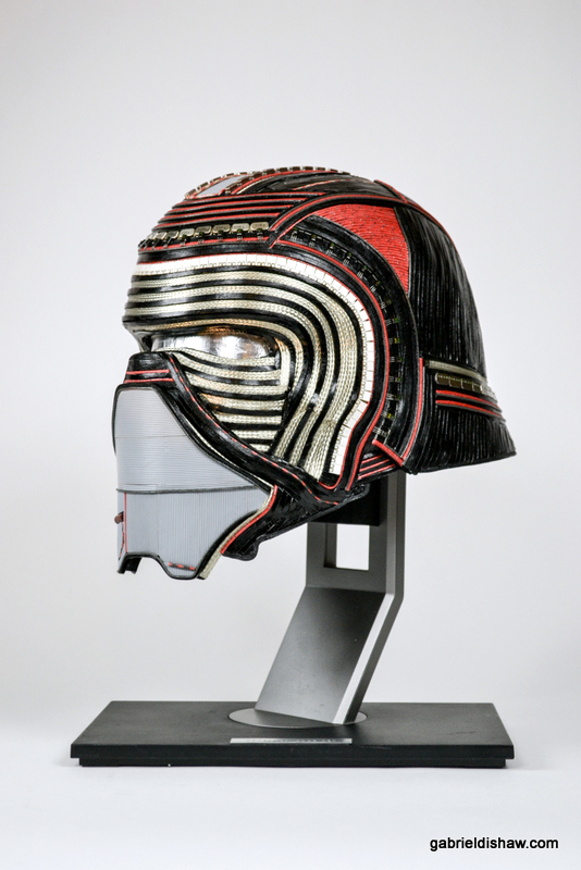 Upcycled Kylo Ren