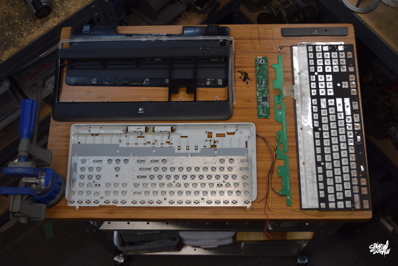Step 3 - Take Apart the Keyboard Base