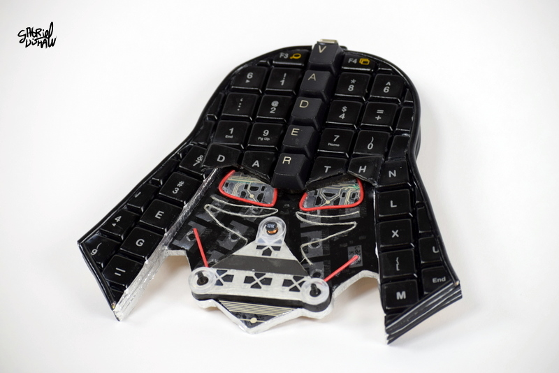 Upcycled Keyboad Vader -4.JPG
