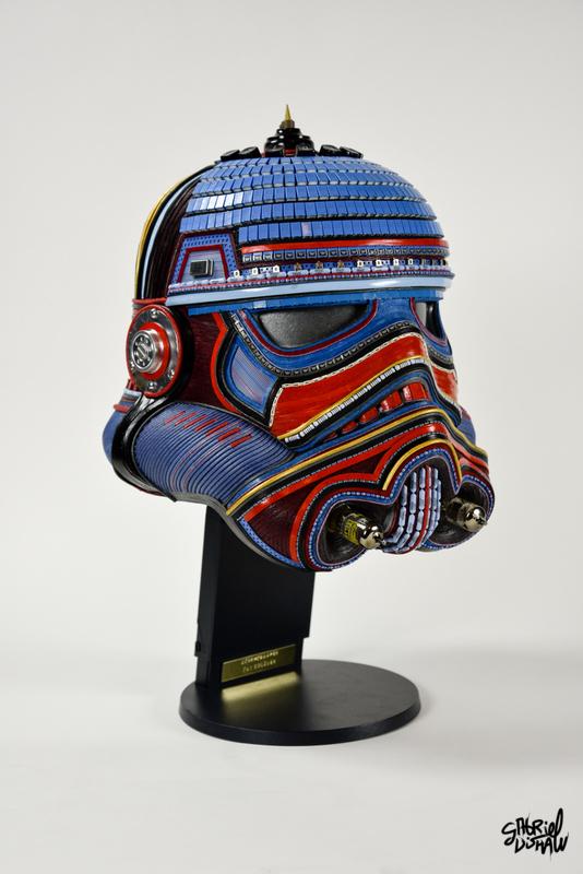 Stormtrooper Toy Soldier