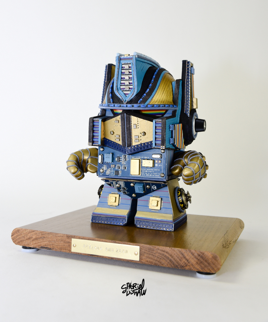 Optimus Subzero -