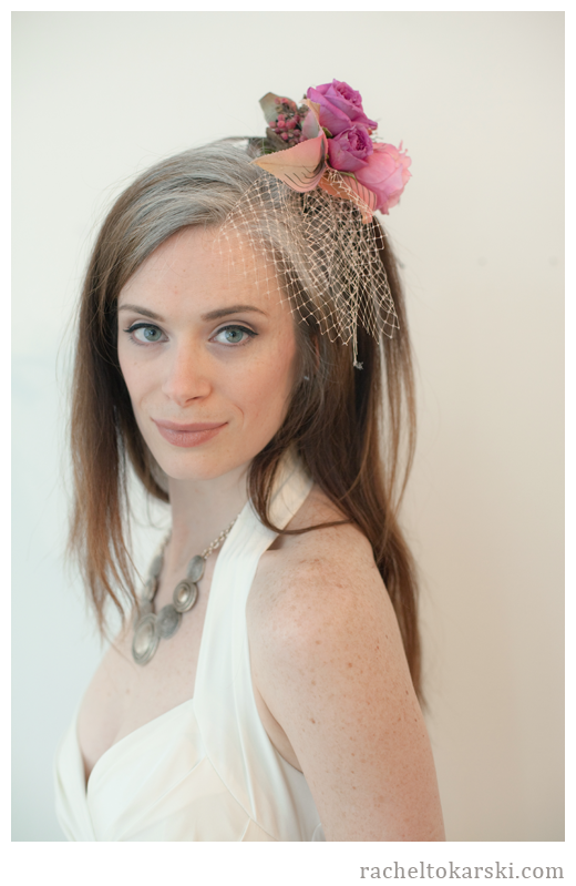 Rachel Tokarski Photography Fascinator