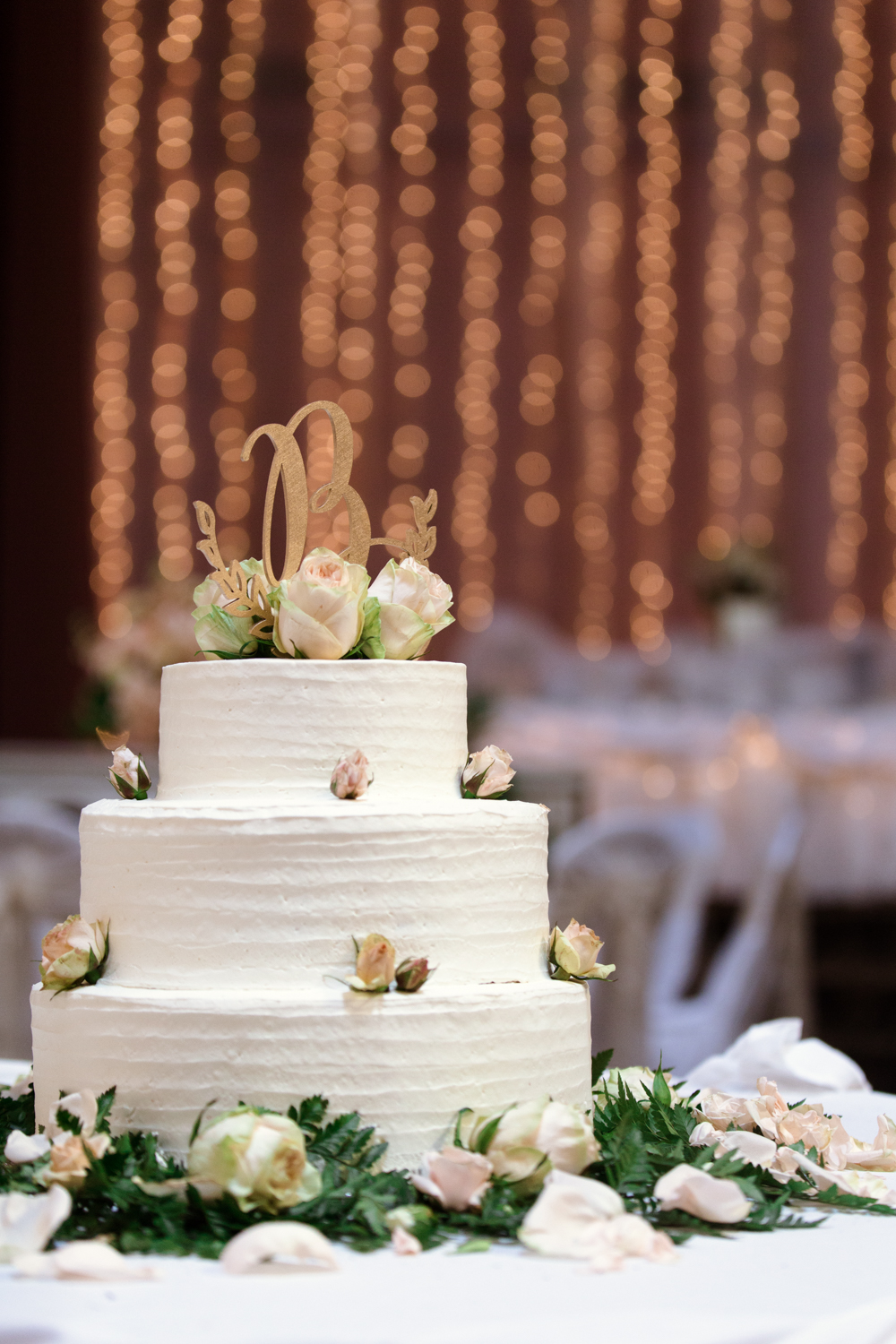 Pittsburgh Wedding Cake at The Priory