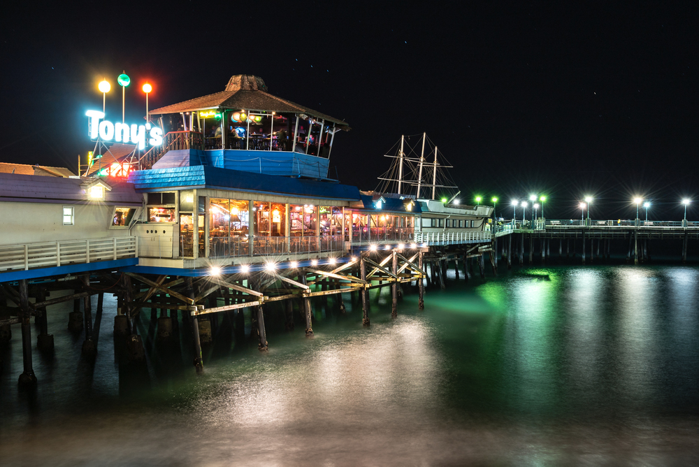 Old Tonys Redondo Beach Pier