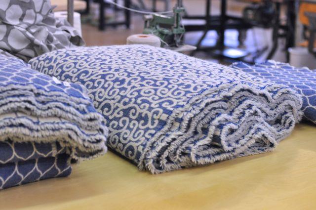 Oriole blankets