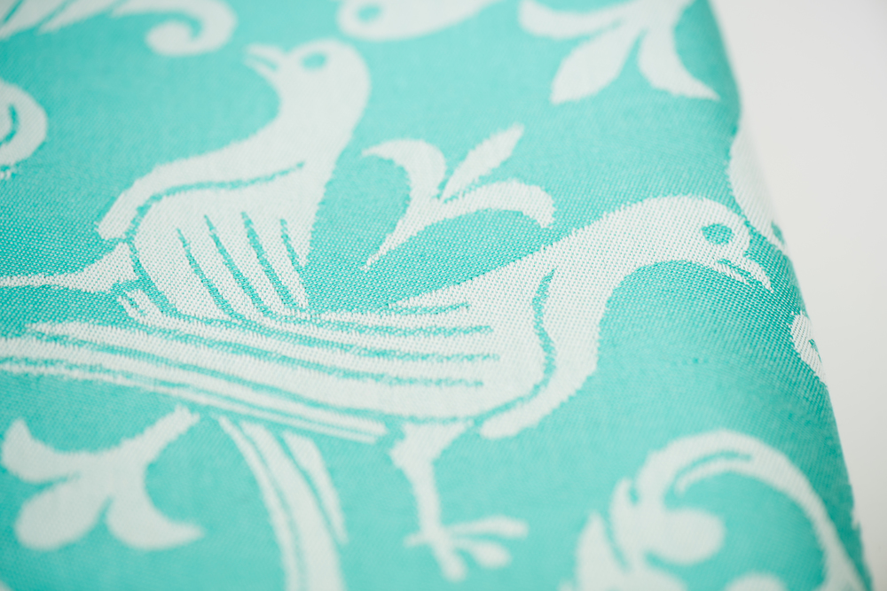 Tippi Spearmint 100% cotton