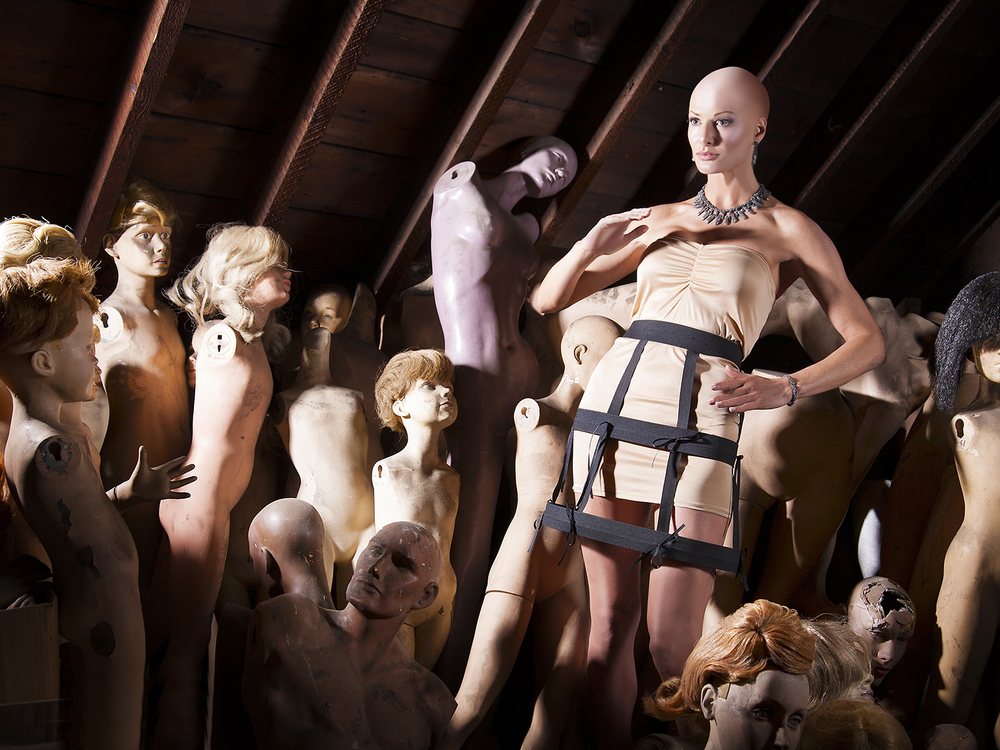 "Mystery Manor-Attic ""Where the Dolls Come to Life"""
