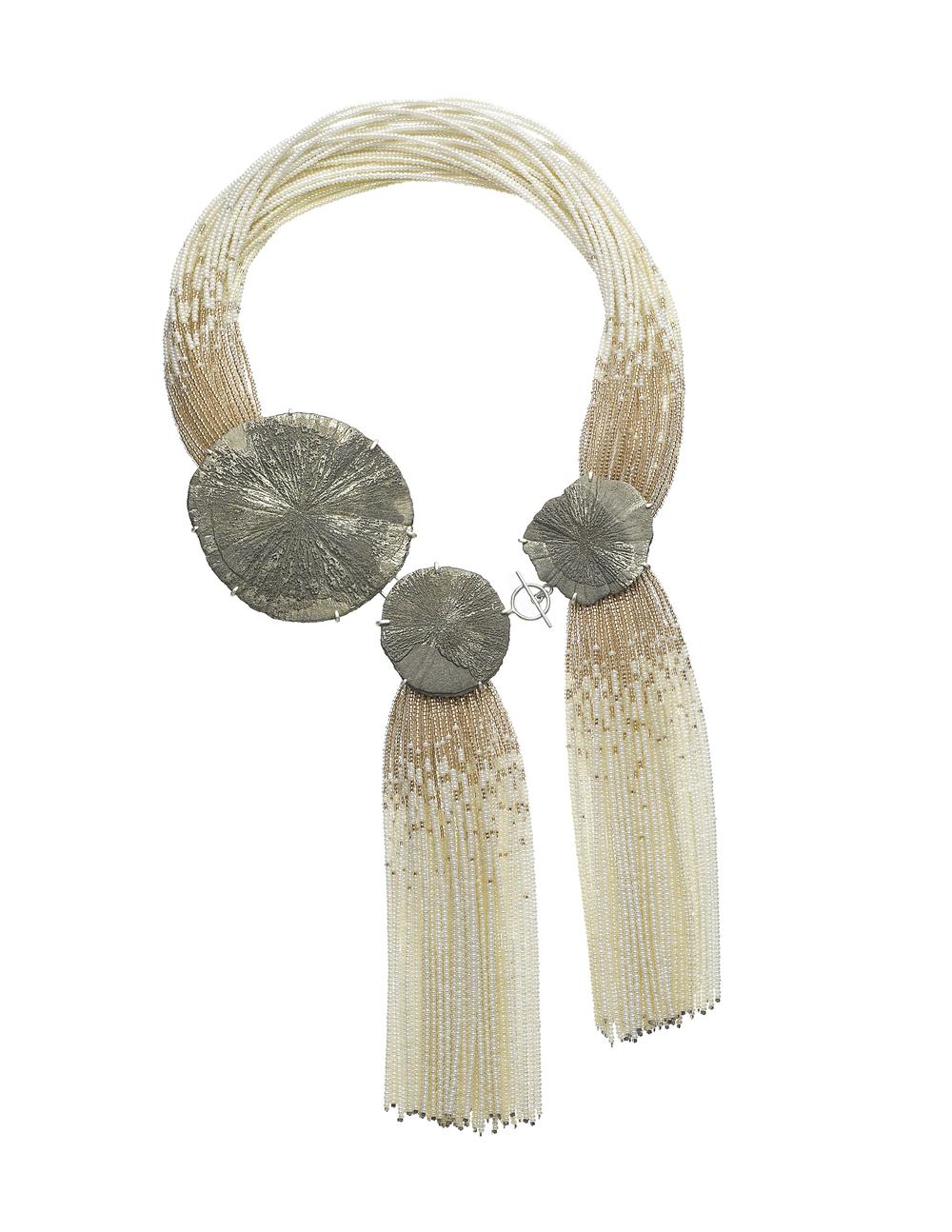 Nimbus necklace by Michelle Pajak-Reynolds