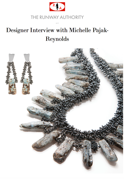 Designer Interview with Michelle Pajak-Reynolds