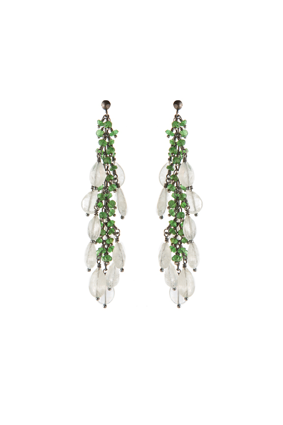 Undina Collection: Lacrimae earrings