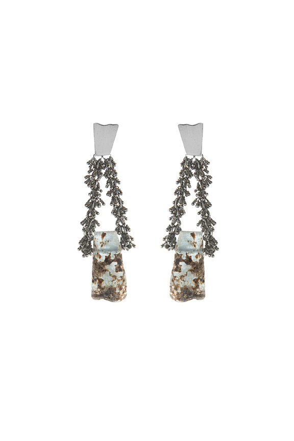 Undina Collection: Nimue earrings