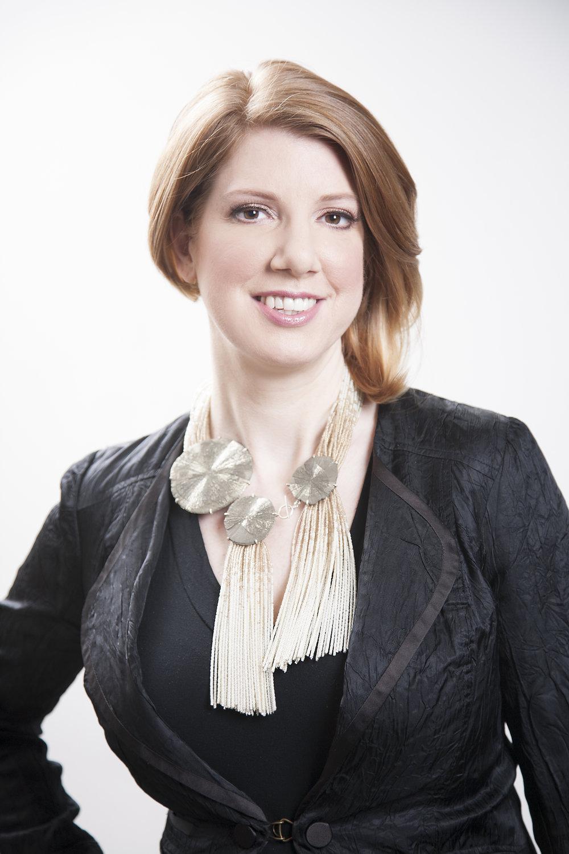 Jewelry Designer Michelle Pajak-Reynolds
