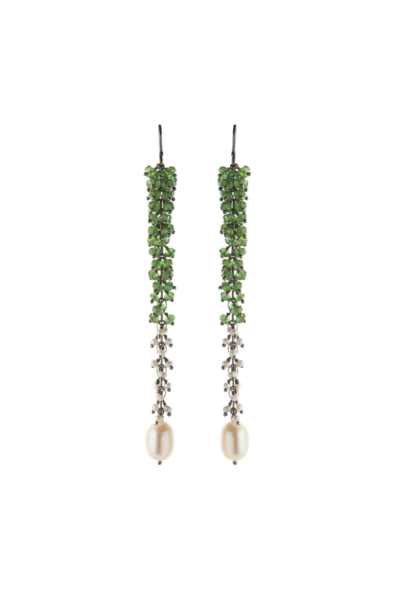 Michelle Pajak-Reynolds Undina Collection Talora Earrings