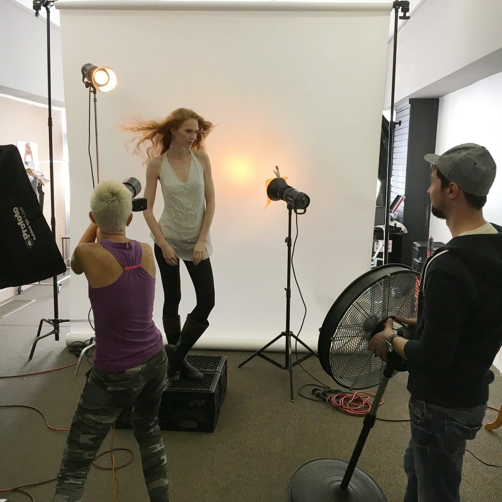Behind the Scenes: The Making of the Angels & Gems Photoshoot