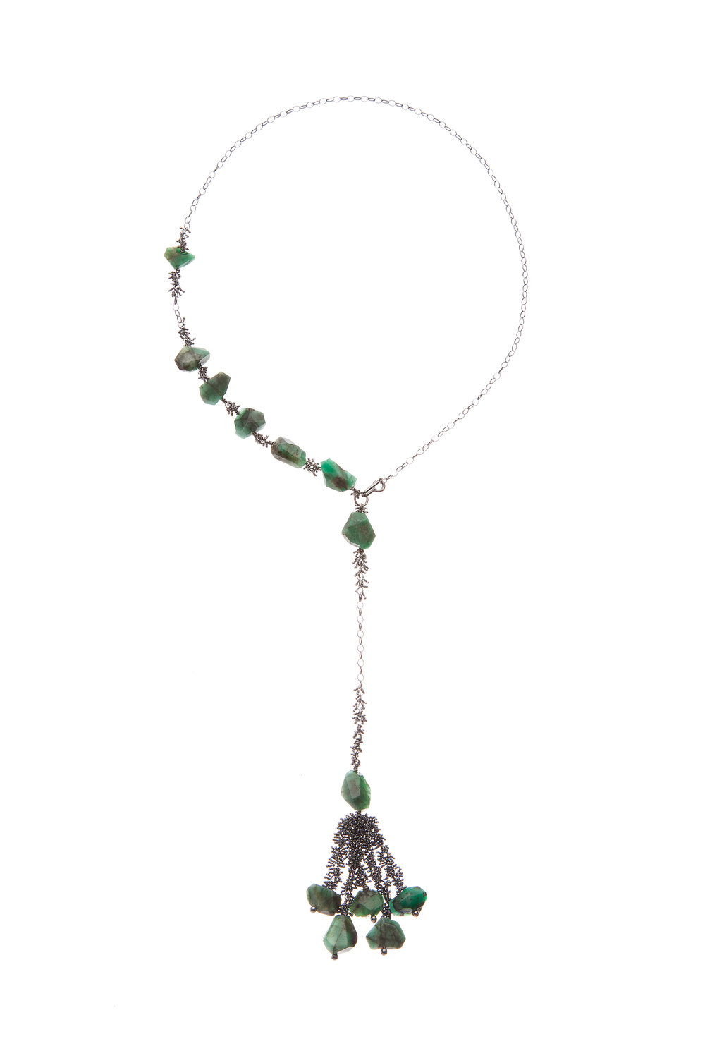 Undina Collection: Nagisa necklace