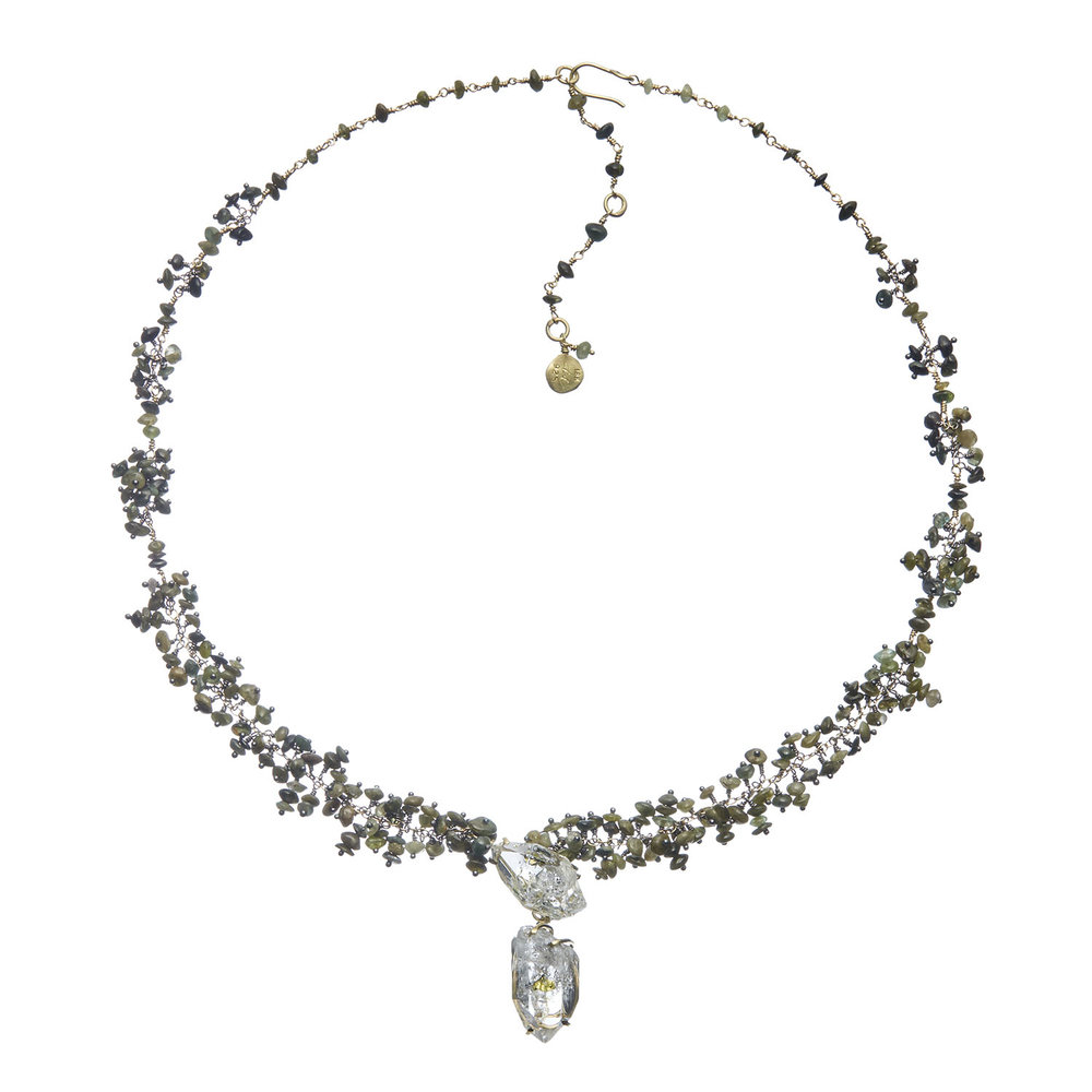 Voyageuse Collection: Desma necklace