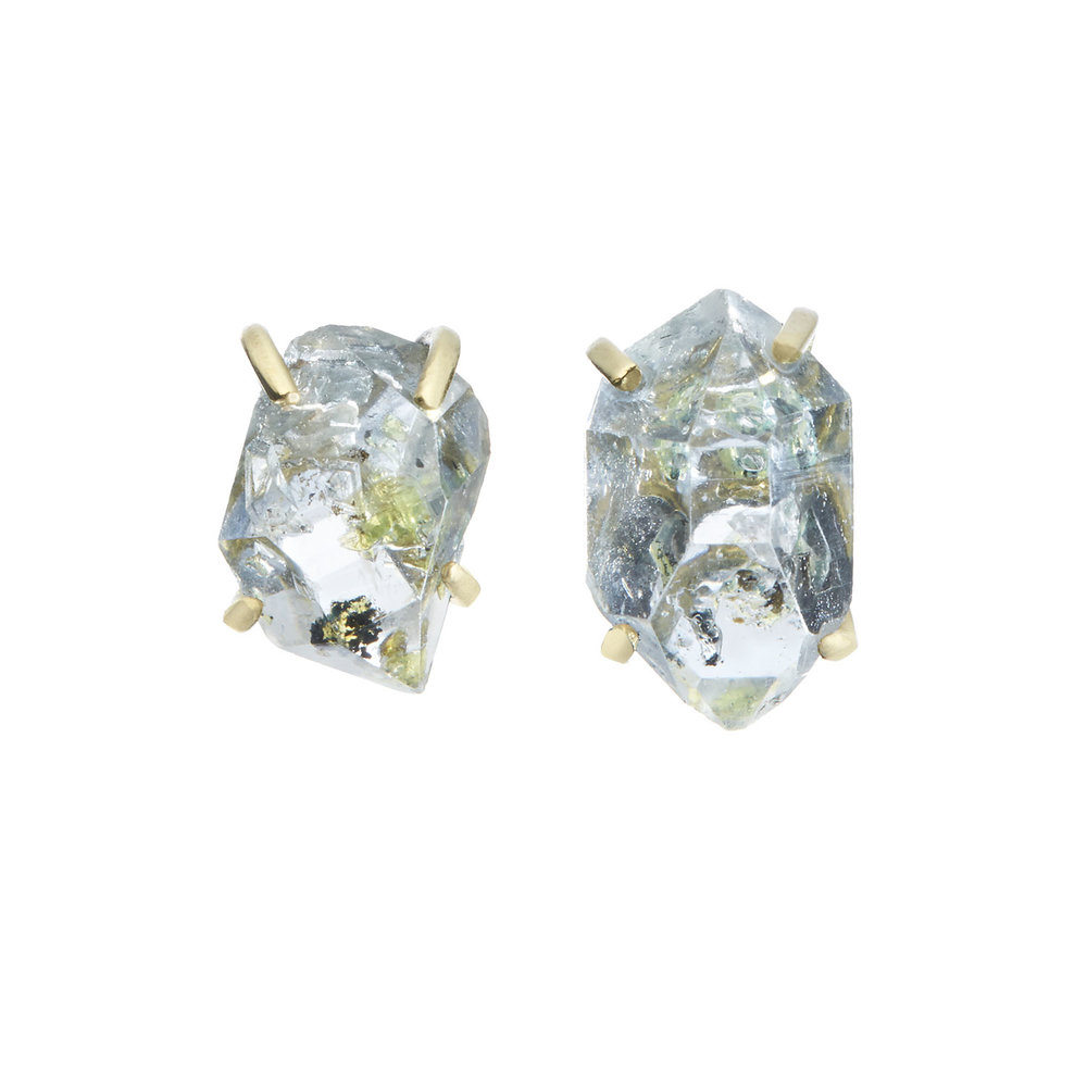 Voyageuse Collection: Desma stud earrings