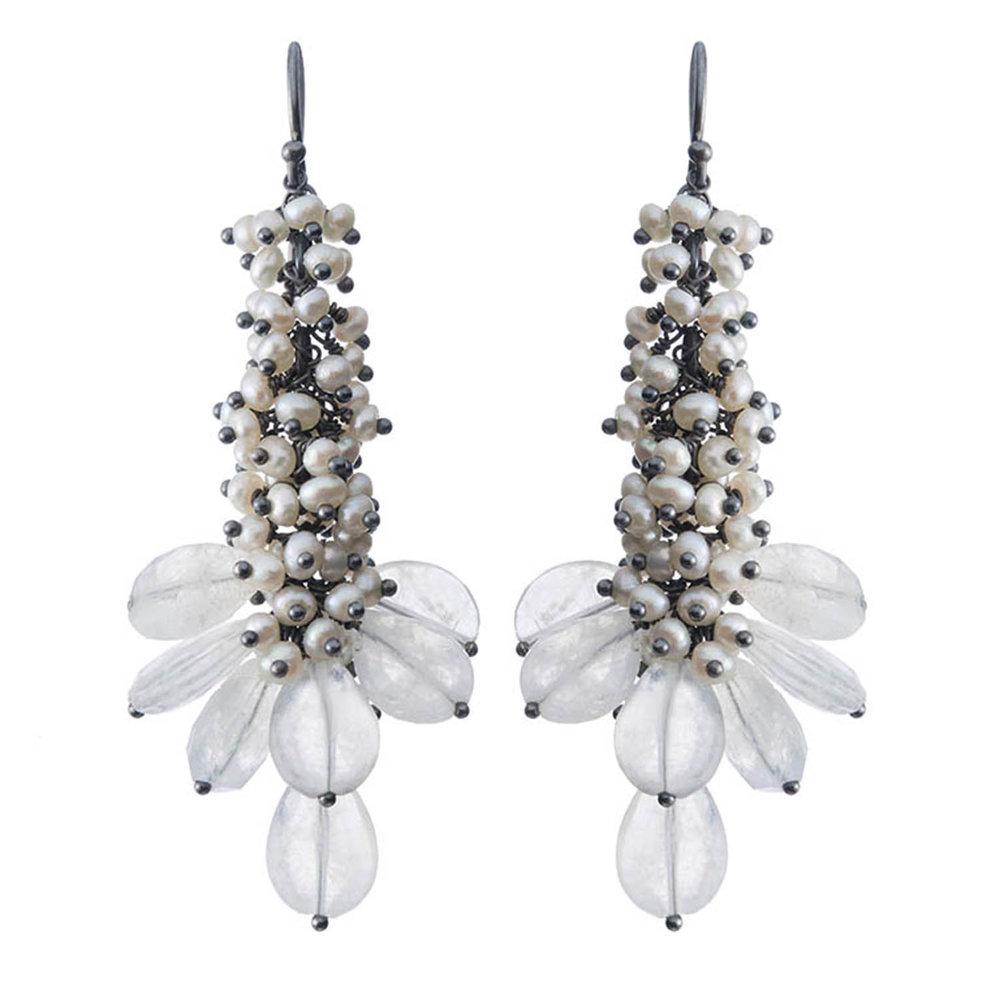 Undina Collection: Assana earrings