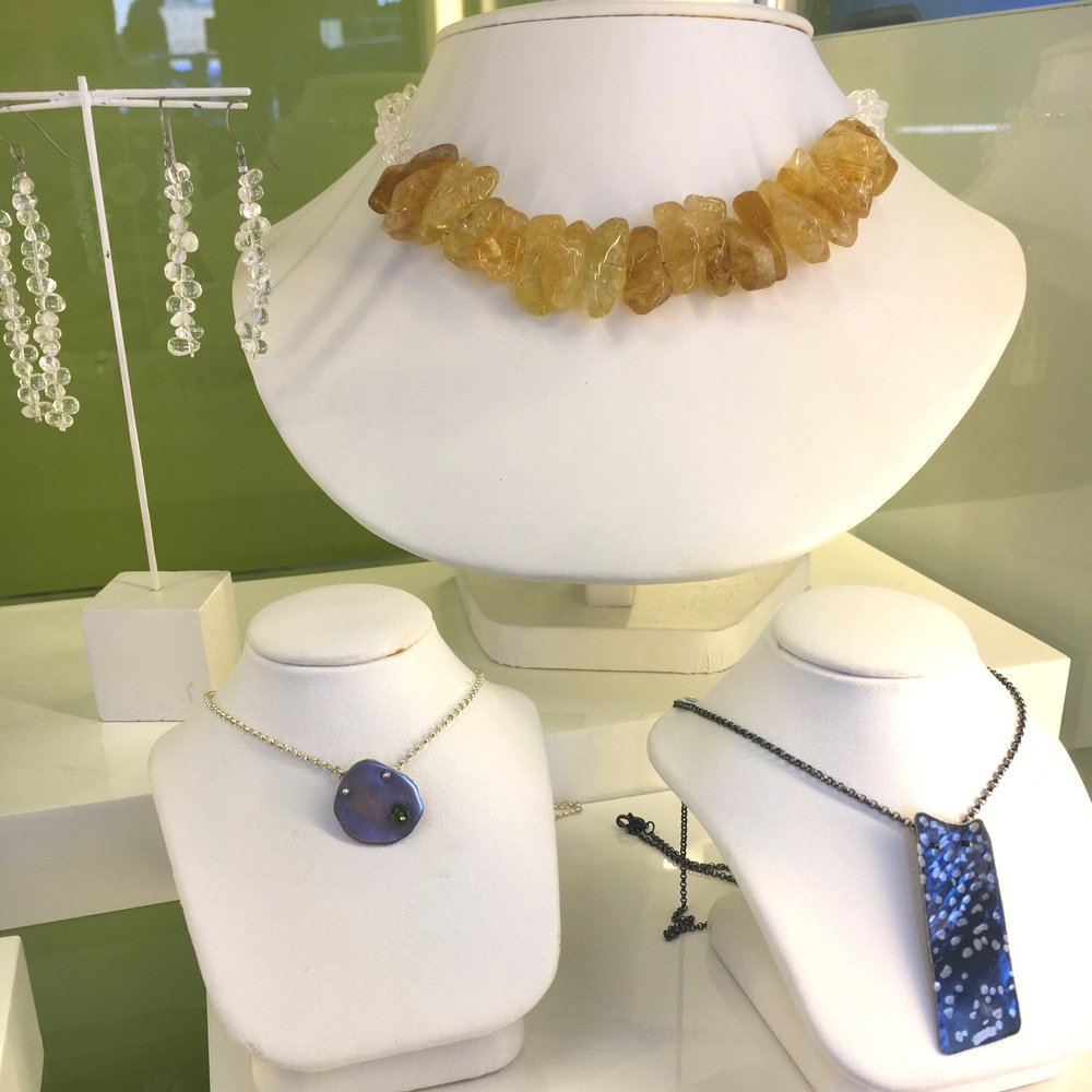 Michelle Pajak-Reynolds Squirrel City Jewelers Exclusives