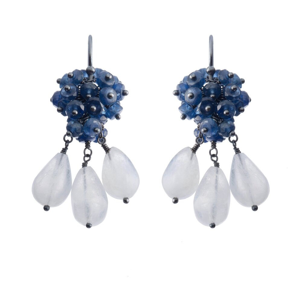 Undina Collection: Edlynn earrings