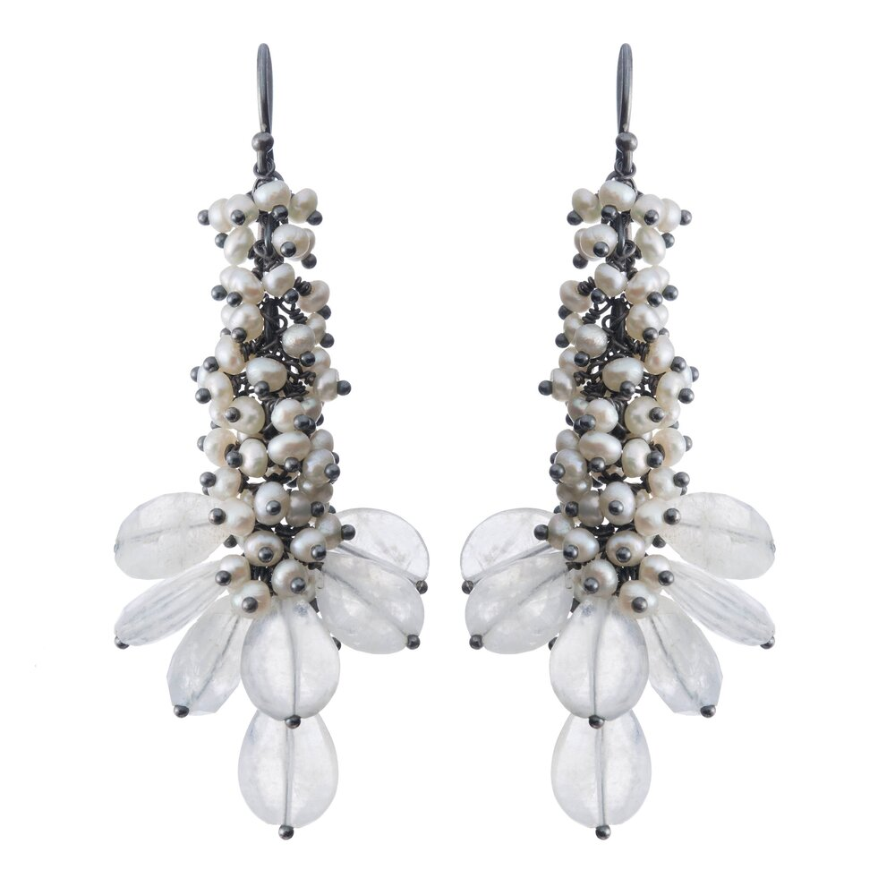 Undina Collection: Assana earrings
