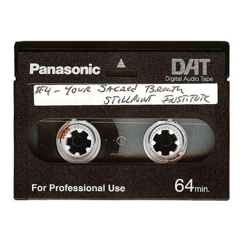 Sony Digital Audio Tape (DAT)