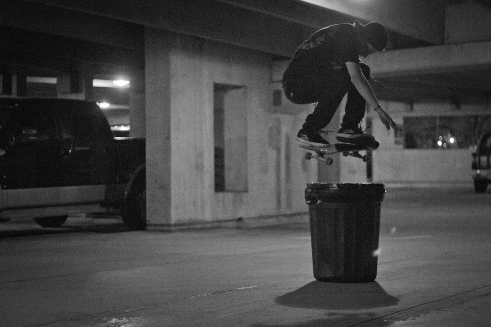 Wells Shaw - Switch Ollie