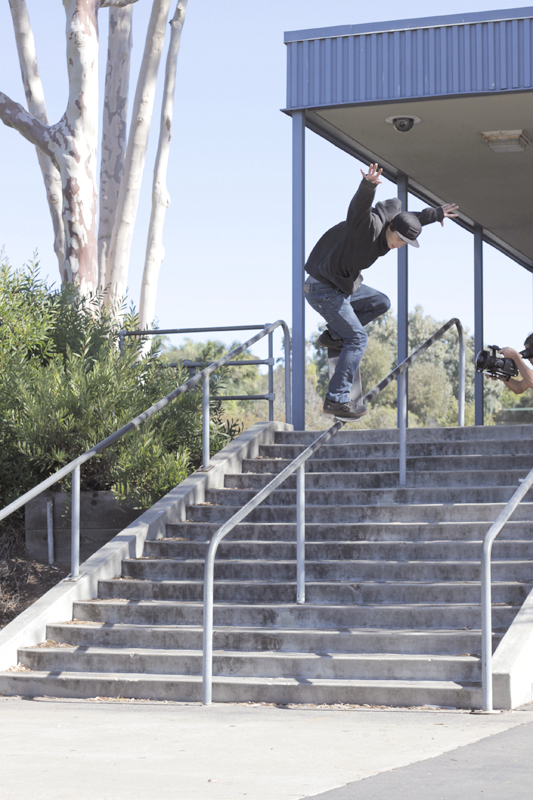 Gary Bolos - Backside Overcrook