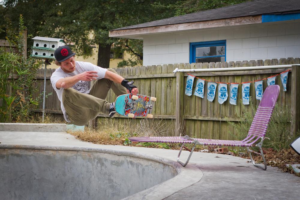 Jonathan Mincher - Frontside air