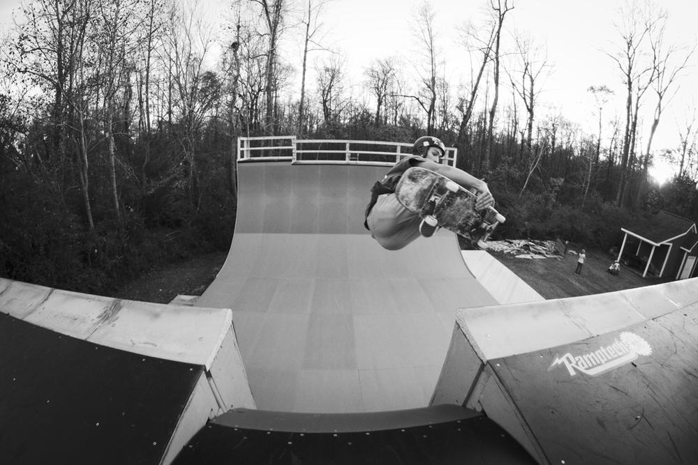 Zach Radabaugh - Frontside air