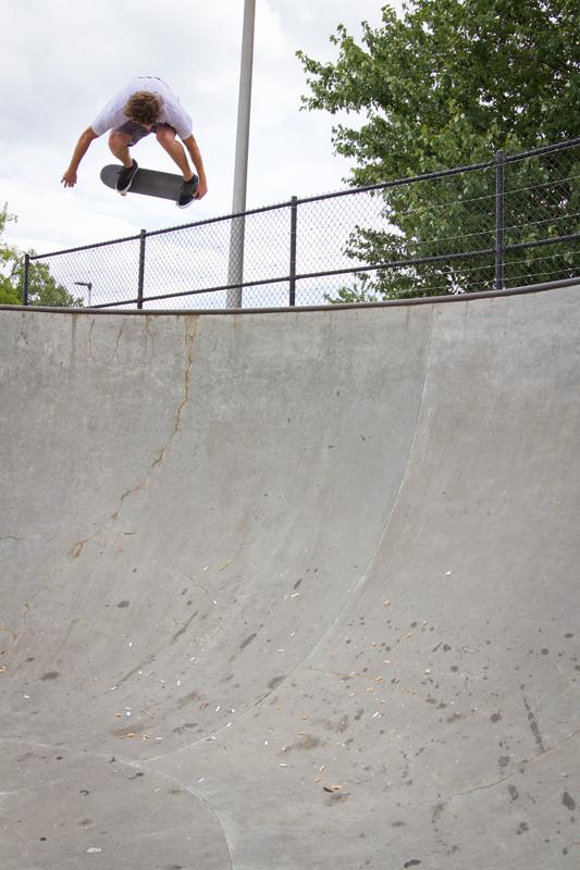 Wells Shaw - Backside Air
