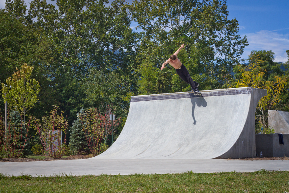 Alec Chambers - Back Smith - Waynesville, NC