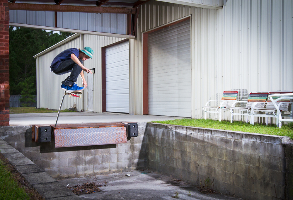 Nick Brown - Pole Jam