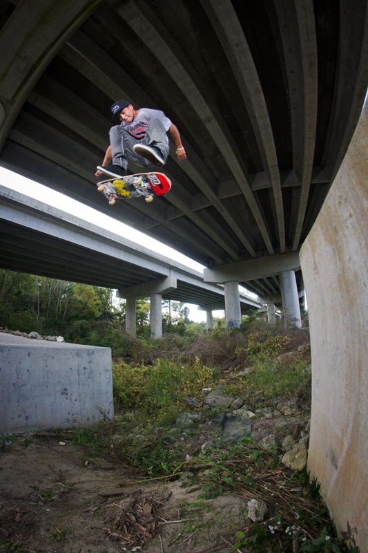 Josh Weathers - Fakie Hardflip