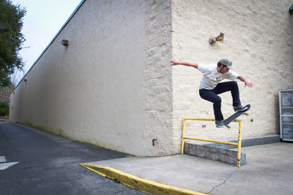 Coley Martin - Boardslide
