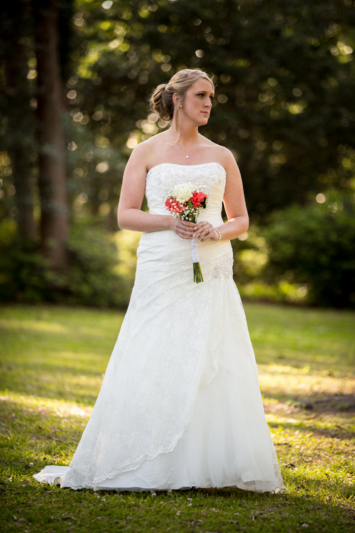 I somehow managed to fit a bridal shoot with my longtime friend Maggie in my busy April.  This was at Greenfield Lake.