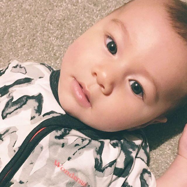 #babymodel