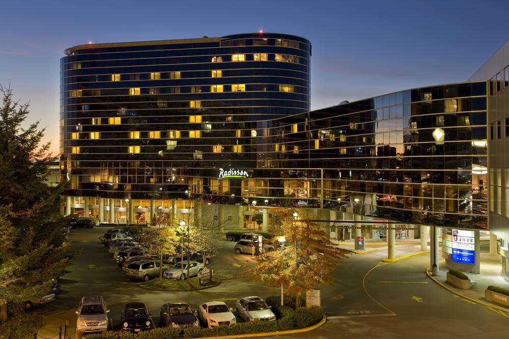 Radisson Hotel President Plaza (Richmond, BC)