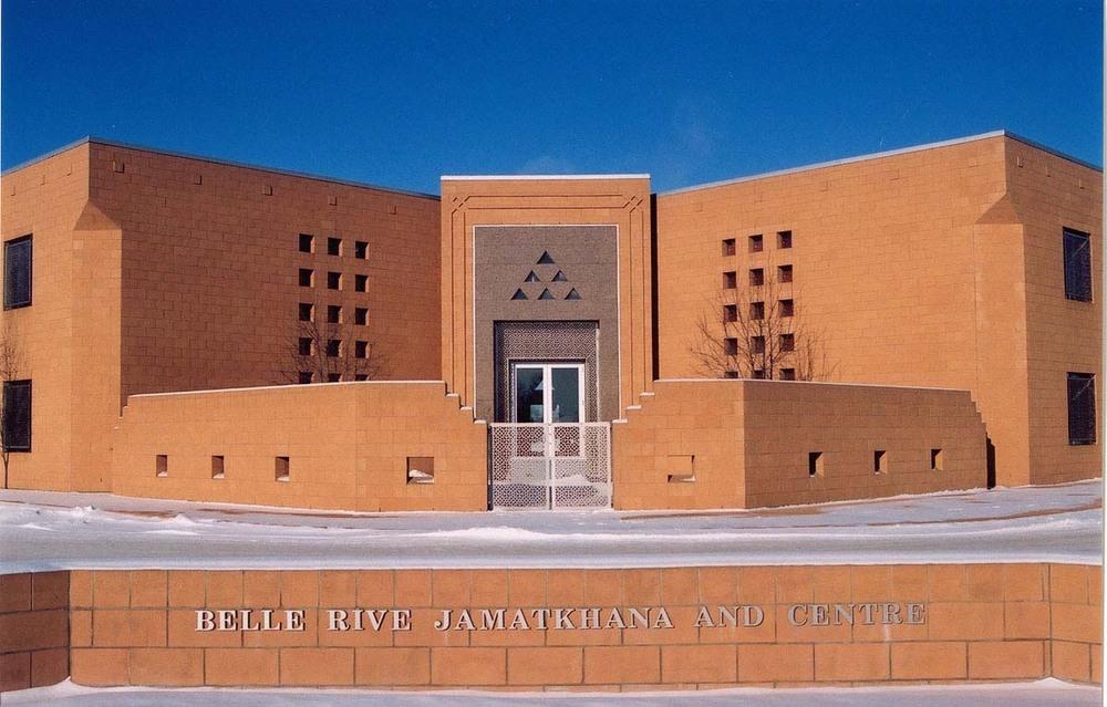 Edmonton Belle Rive Jamatkhana (Edmonton, Alberta)