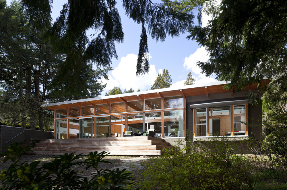 Seymour Street Residence   (North Vancouver, BC)